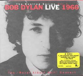 Bootleg Series Vol. 4 Live 1966 - (Import CD)