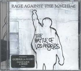 Rage Against The Machine - Battle Of Los Angeles (CD)