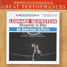 Bernstein Leonard - Rhapsody In Blue / An American In Paris (CD)