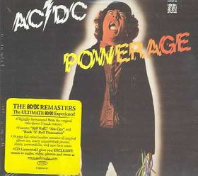 Powerage - (Import CD)