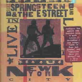 Bruce Springsteen - Live In New York City (CD)
