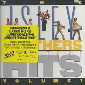 Isley Brothers Greatest Hits Volume 1 - (Import CD)