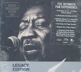 """Waters Muddy - Muddy """"Mississippi"""" Waters Live (CD)"""