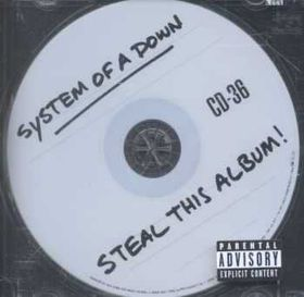 System Of A Down - Steal This Album (CD)
