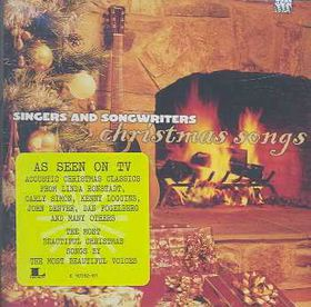 Singers and Songwriters Christmas Son - (Import CD)