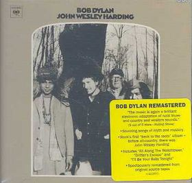 John Wesley Harding - (Import CD)