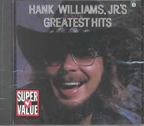 Hank Williams Jr. Greatest Hits - (Import CD)
