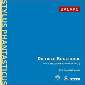 Buxtehude - Complete Organ Works - Vol. 5