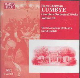 Lumbye Edition Vol. 10 - Lumbye Edition Vol. 10 (CD)