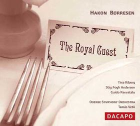 Odense Symphony Orchestra - The Royal Guest (CD)