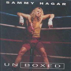 Sammy Hagar - Unboxed (CD)