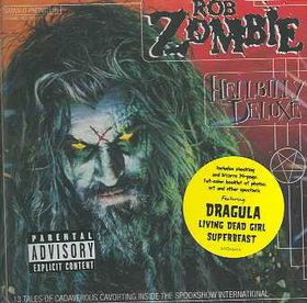 Rob Zombie - Hellbilly Deluxe (CD)