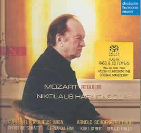 Mozart:Requiem - (Import CD)