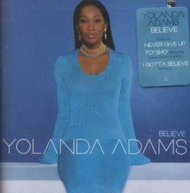 Yolanda Adams - Believe (CD)