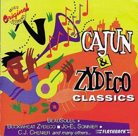 Cajun & Zydeco Classics - (Import CD)