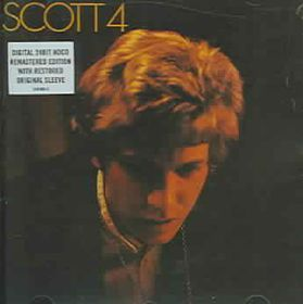 Scott Walker - Scott 4 (CD)