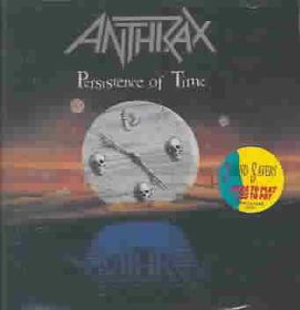 Anthrax - Persistence Of Time (CD)