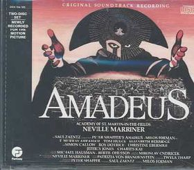 Amadeus (OST) - (Import CD)