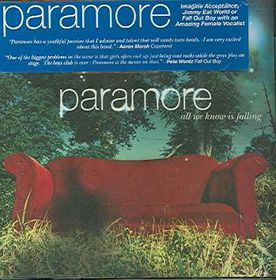 Paramore - All We Know Is Falling (CD)