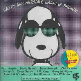 Happy Anniversary, Charlie Brown! - Various Artists (CD)