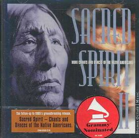 Sacred Spirit Vol 2:More Chants and D - (Import CD)
