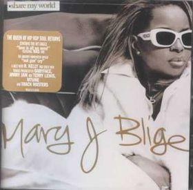 Mary J.Blige - Share My World (CD)