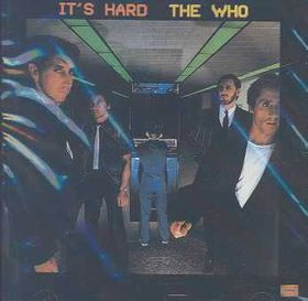 It's Hard - (Import CD)
