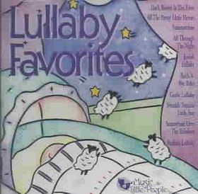 Lullaby Favorites - (Import CD)