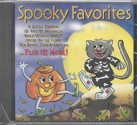Spooky Favorites - (Import CD)