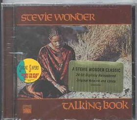 Stevie Wonder - Talking Book (CD)