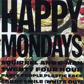 Happy Mondays - Squirrel And G - Man (CD)