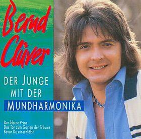 Bernd Cluver - Der Junge Mit Der Mundharmon (CD)