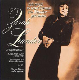 Zarah Leander - Ich Weiss, Es Wird Einmal Ein Wu (CD)