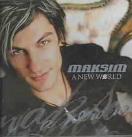 Maksim - A New World (CD)