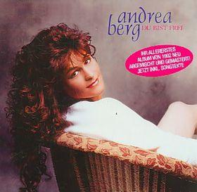 Berg Andrea - Du Bist Frei (CD)
