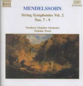Northern Chamber Orchestra - String Symphonies Vol. 2 (CD)