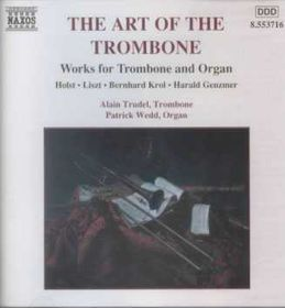 Art Of The Trombone - Various Artists (CD)