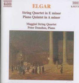 Maggini String Quartet - String Quartet & Piano Quinte (CD)