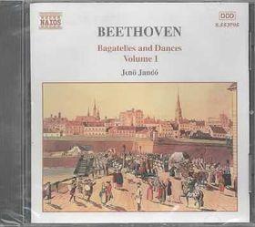 Jeno Jando - Bagatelles & Dances Vol.1 (CD)