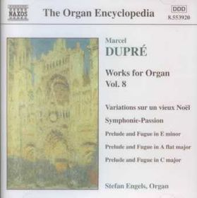 Engels - Organ Works - Vol.8 (CD)