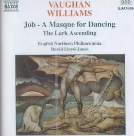 Greed / English Northern Philharmonia - Job & Lark Ascending (CD)