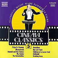 Cinema Classics Vol. 5 - Various Artists (CD)