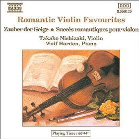 Romantic Violin Favorites - (Import CD)