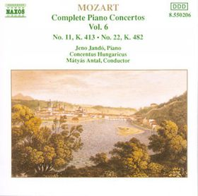 Mozart:Piano Concertos Vol 6 - (Import CD)