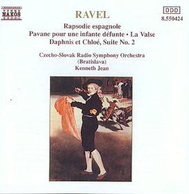 Ravel:Rapsodie Espagnol - (Import CD)