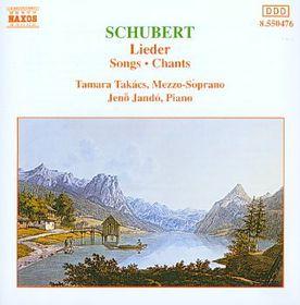 Schubert:Lieder - (Import CD)