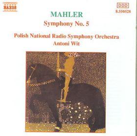 Mahler:Symphony No 5 - (Import CD)