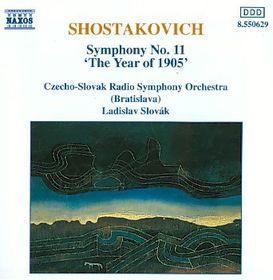 Shostakovich:Symphony No 11 - (Import CD)