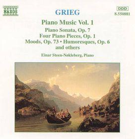 Einar Steen-Nokleberg - Piano Music Vol. 1 (CD)