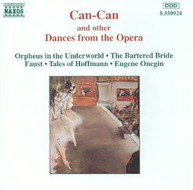 Can - Can & Other Dances From The Opera - Various Artists (CD)